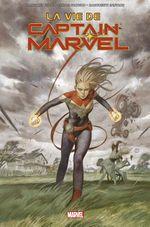 Couverture Captain Marvel : La vie de Captain Marvel