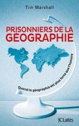 Couverture Prisonniers de la géographie