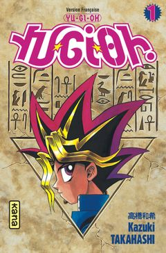 Couverture Yu-Gi-Oh!