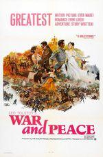 Affiche Guerre Et Paix