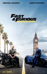 Affiche Fast & Furious : Hobbs & Shaw