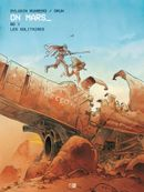 Couverture Les Solitaires - On Mars, tome 2