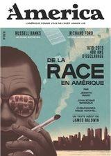 Couverture América n°8 : De la race en Amérique