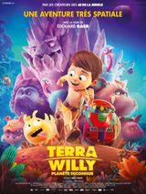 Affiche Terra Willy - Planète inconnue