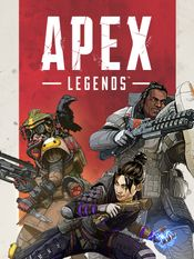 Jaquette Apex Legends