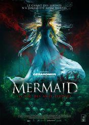 Affiche Mermaid le lac des âmes perdues