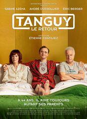 Affiche Tanguy, le retour