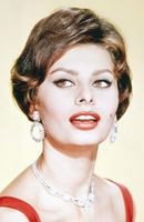 Photo Sophia Loren