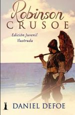 Couverture Robinson Crusoe