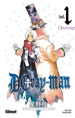 Couverture D.Gray-man