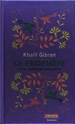 Couverture Le Prophète et le jardin du Prophète