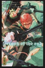 Couverture Seraph of the end tome 7