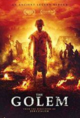 Affiche The Golem