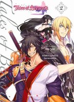 Couverture Tales of Berseria, tome 2