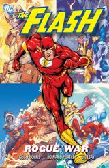 Couverture The Flash, Vol. 8: Rogue War