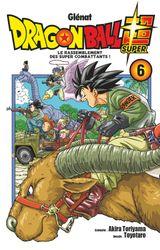 Couverture Dragon Ball Super, tome 6