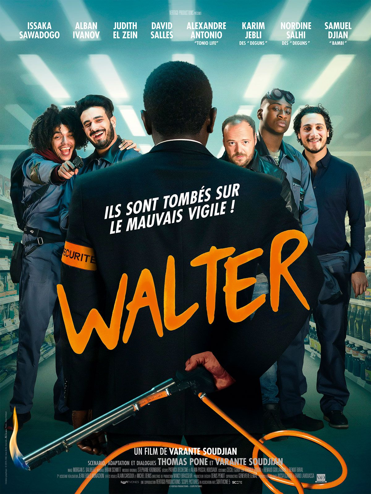 Walter Film 2019 Senscritique