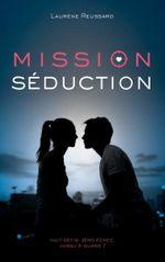 Couverture Mission Seduction