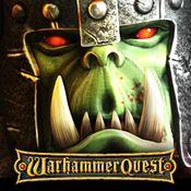 Jaquette Warhammer Quest