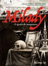 Couverture Milady ou le mystère des mousquetaires