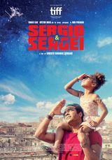 Affiche Sergio et Sergei