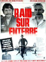 Affiche Raid sur Entebbe