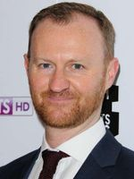 Photo Mark Gatiss
