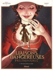 Couverture Liaisons dangereuses ; Préliminaires T.2 ; De l'amour et de ses remèdes