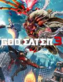 Jaquette God Eater 3