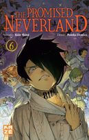 Couverture The Promised Neverland, tome 6
