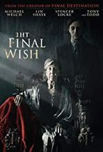 Affiche The Final Wish