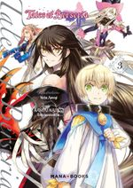 Couverture Tales of Berseria, tome 3