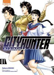 Couverture City Hunter Rebirth - Tome 1