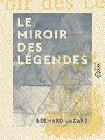 Couverture Le Miroir des Légendes