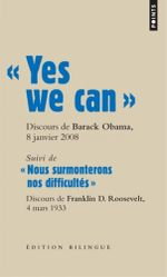 Couverture «Yes we can !»