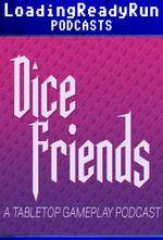 Affiche Dice Friends