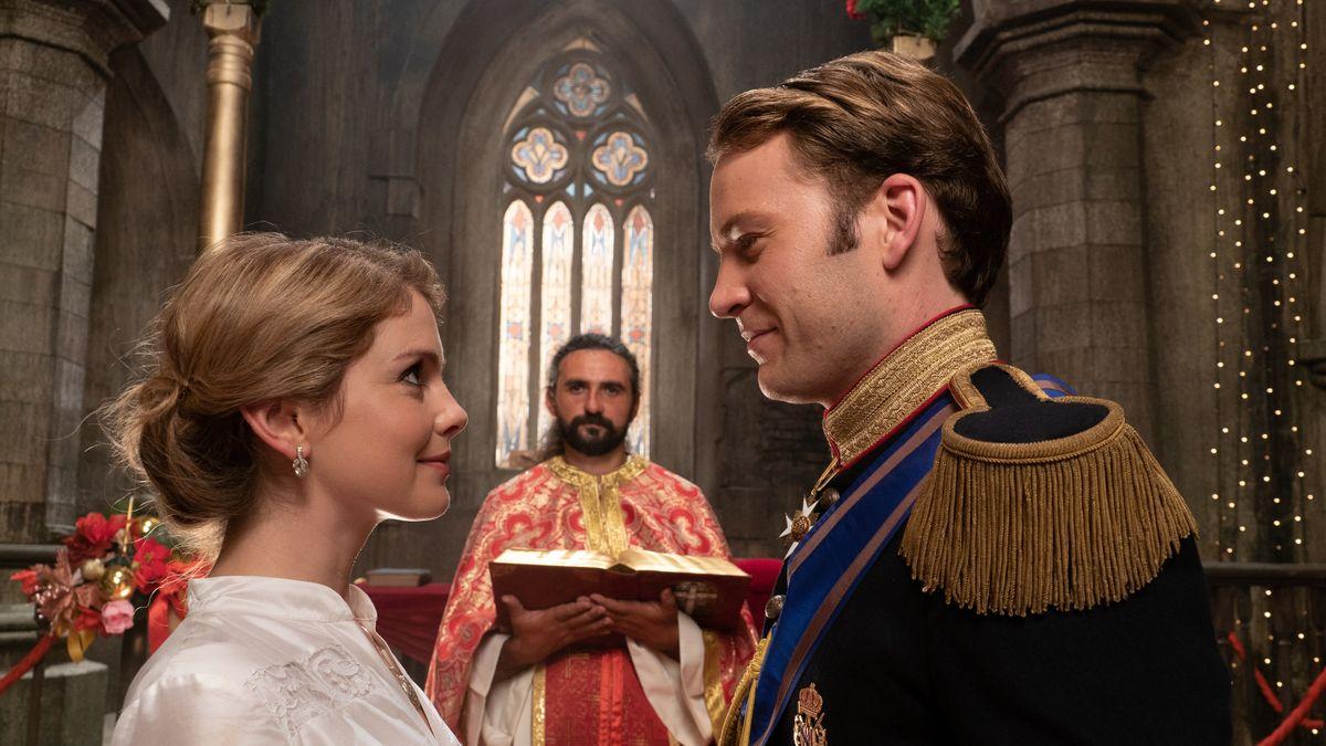 A Christmas Prince: The Royal Wedding - Film (2018) - SensCritique
