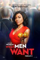 Affiche What Men Want