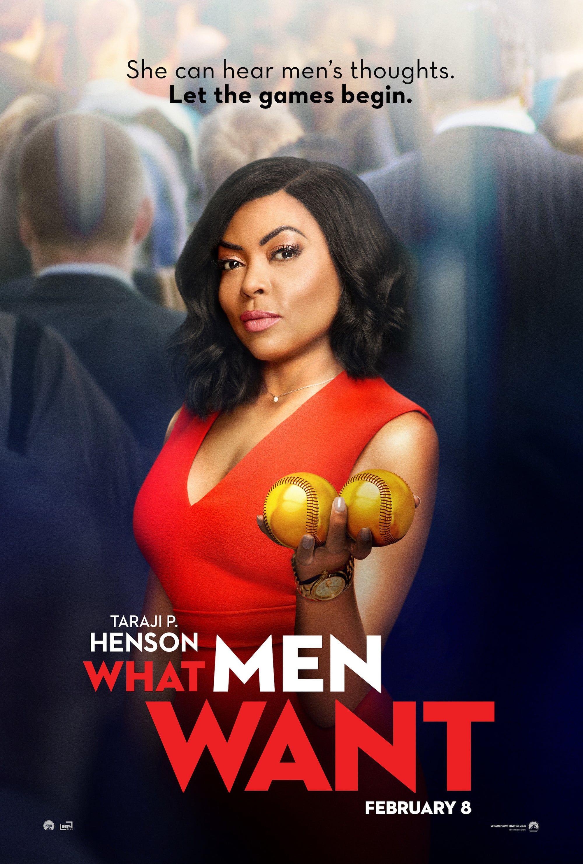 What Men Want - Film (2019) - SensCritique