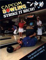 Jaquette Capcom Bowling
