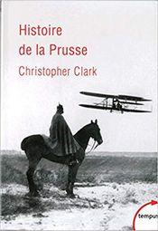 Couverture Histoire de la Prusse