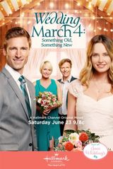 Affiche Wedding March 4: Something Old, Something New