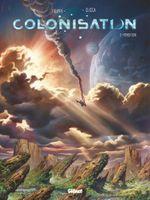 Couverture Perdition - Colonisation, tome 2
