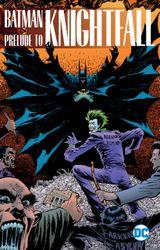 Couverture Batman: Prelude To Knightfall