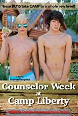 Affiche Counselor week at camp liberty