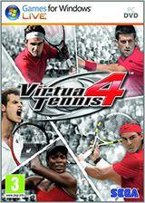 Jaquette Virtua Tennis 4