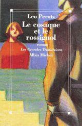 Couverture Le Cosaque et le Rossignol