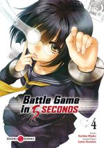 Couverture Battle Game in 5 Seconds, tome 4
