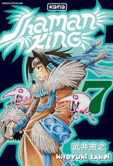 Couverture Shaman King, tome 7