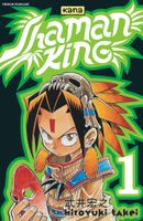 Couverture Shaman King